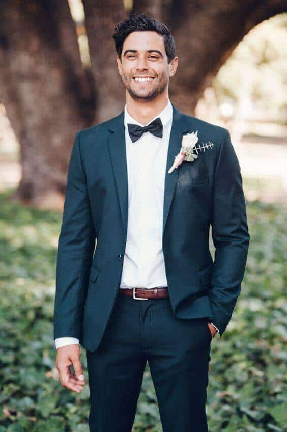 Sit back and let us take you through a peek at groom wedding tuxedo styles and otherwise groom suits for wedding perfection! For more go to wedwithbliss.com